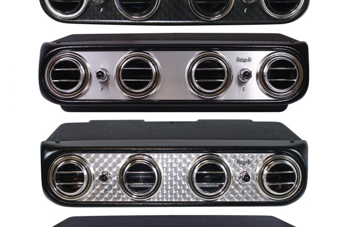 Vintage Air debuts under-dash kits with finish options