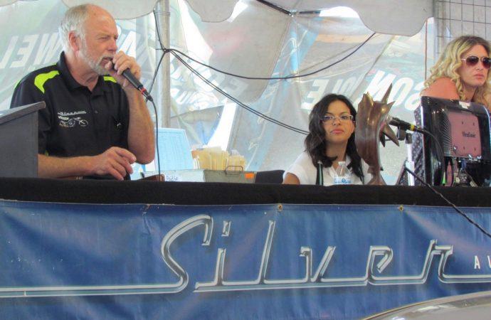 Silver sells Arizona auctions to classic car dealer Emmett Rice