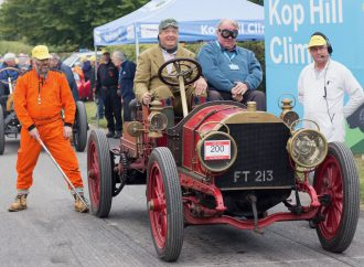 More than 400 vehicles expected for revival of 1910 hill climb venue