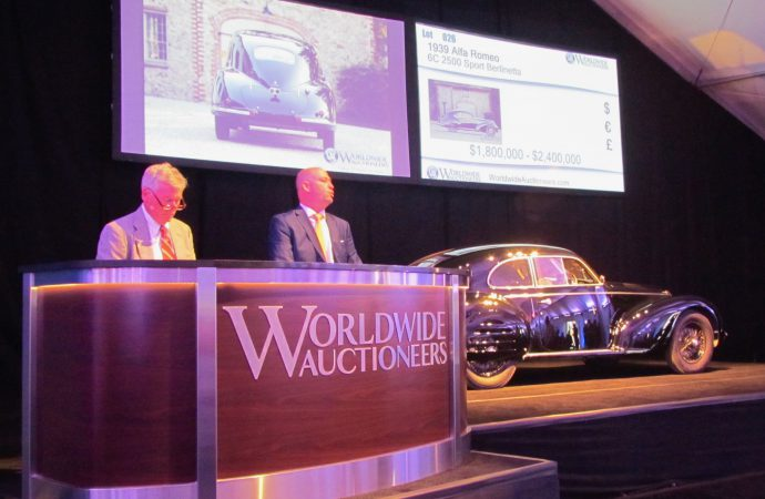 Worldwide helps shift Monterey auction sales into higher gear