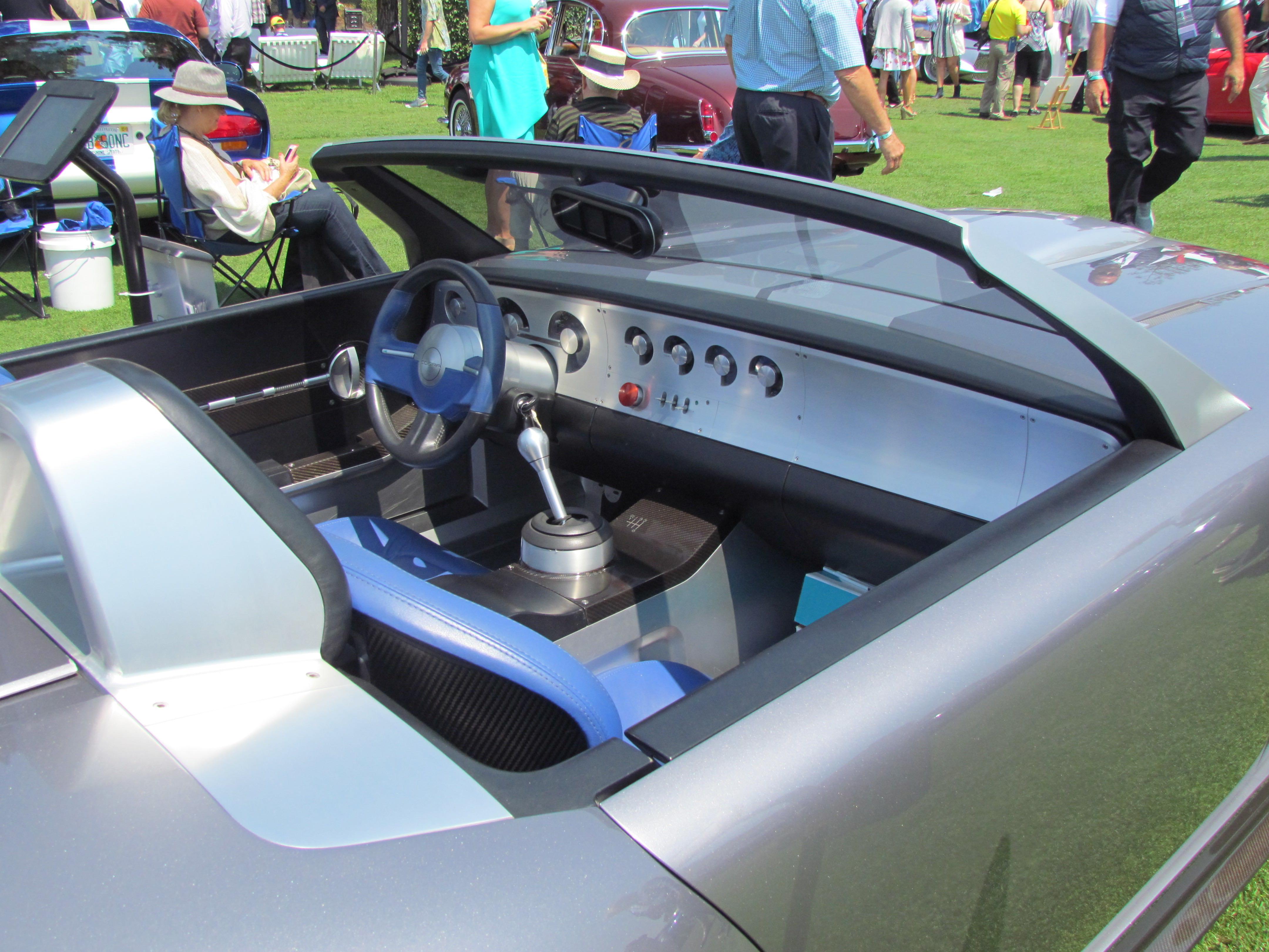 , V10-powered Ford Shelby Cobra concept up for bidding in November, ClassicCars.com Journal