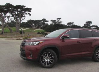 Driven: 2017 Toyota Highlander SE