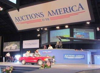 Is Auburn the last sale for Auctions America?