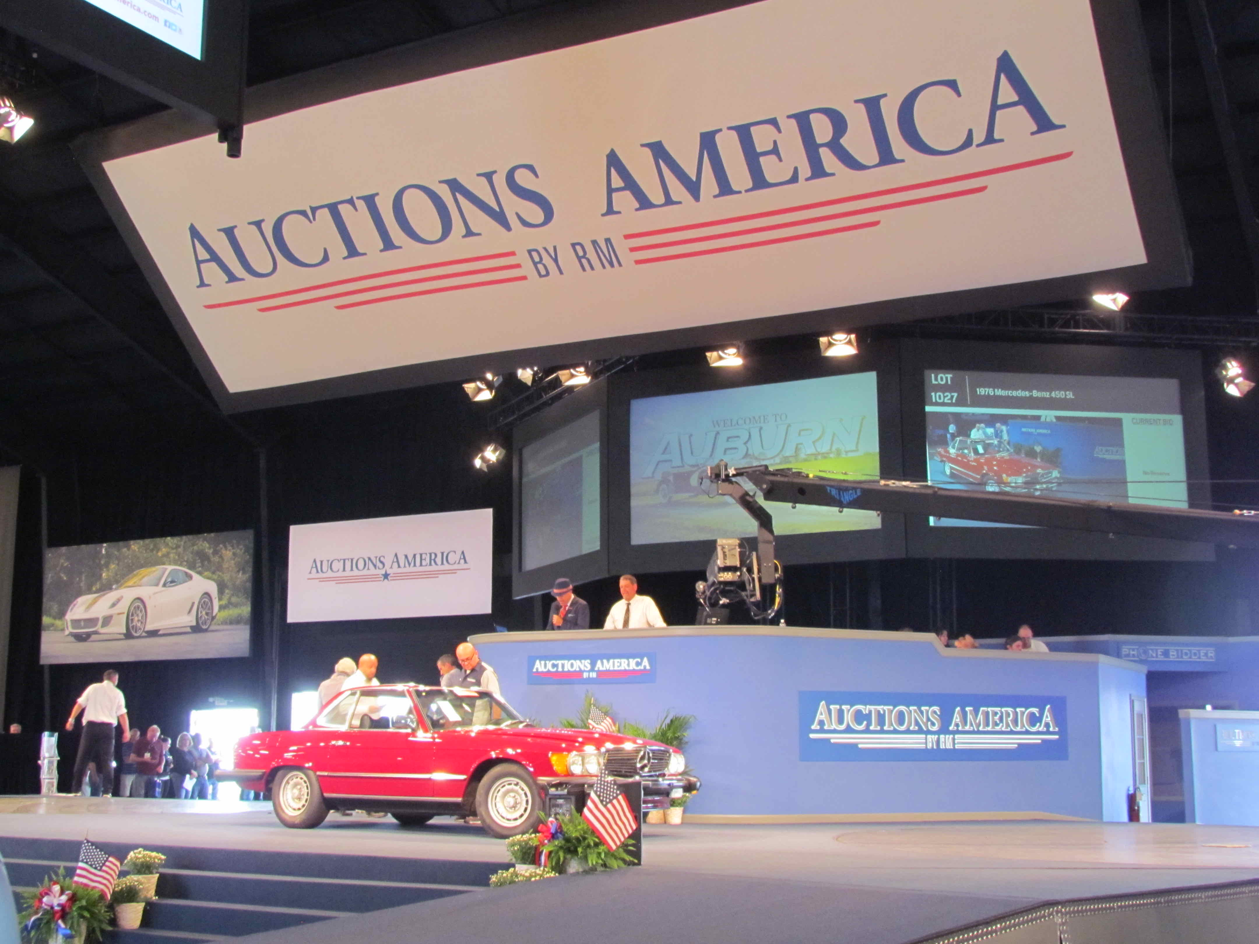 STEVE RAMSEY COLLECTION TAKES CENTER STAGE AT AUCTION