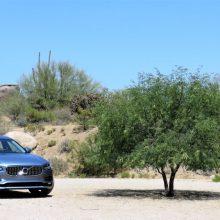 Driven: 2017 Volvo S90 Inscription, V90 Cross Country