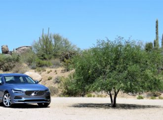 Driven: 2017 Volvo S90 Inscription, V90 Cross Country