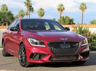 Driven: 2018 Hyundai G80 3.3T Sport