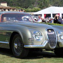 6,725 hours later, Pininfarina's Jaguar is reborn