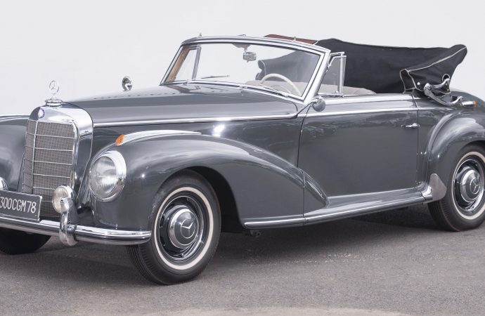 Mercedes-Benz France offering 20 cars at Artcurial's special auction