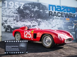 Racing through the Decades: 60 years at Laguna Seca