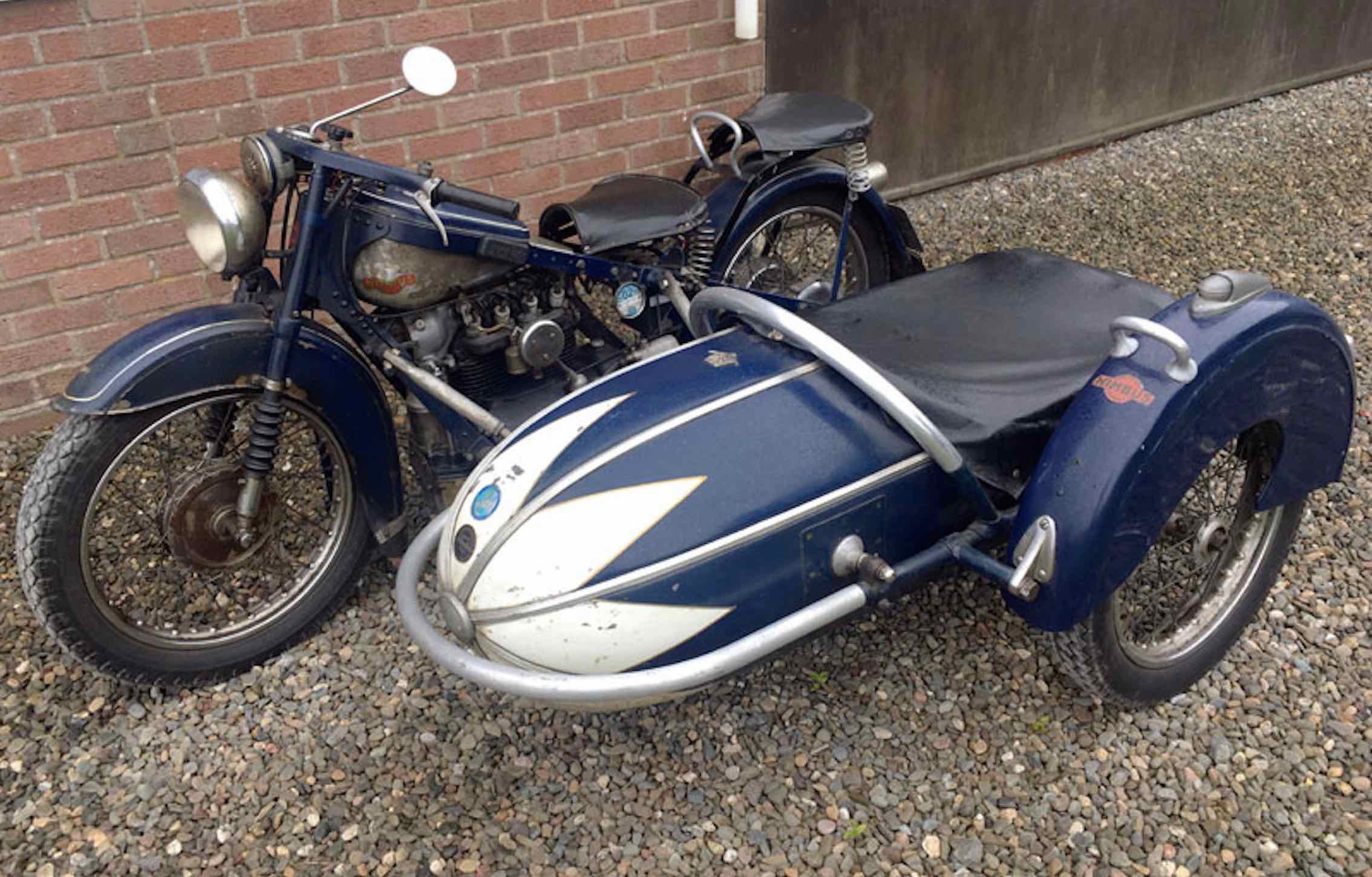 , Shropshire Lad's motorcycles, sidecars headed to auction, ClassicCars.com Journal
