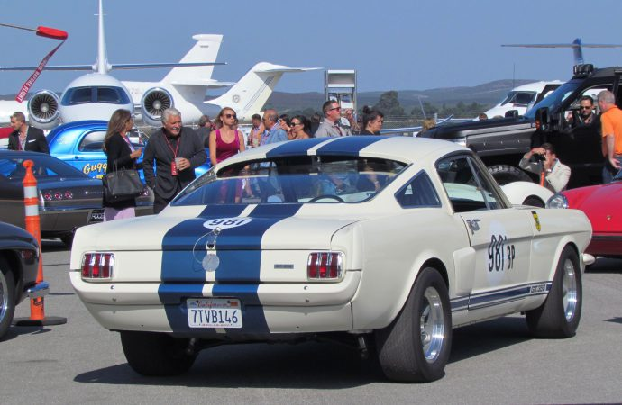 Shelby's Venice crew brings back GT350R