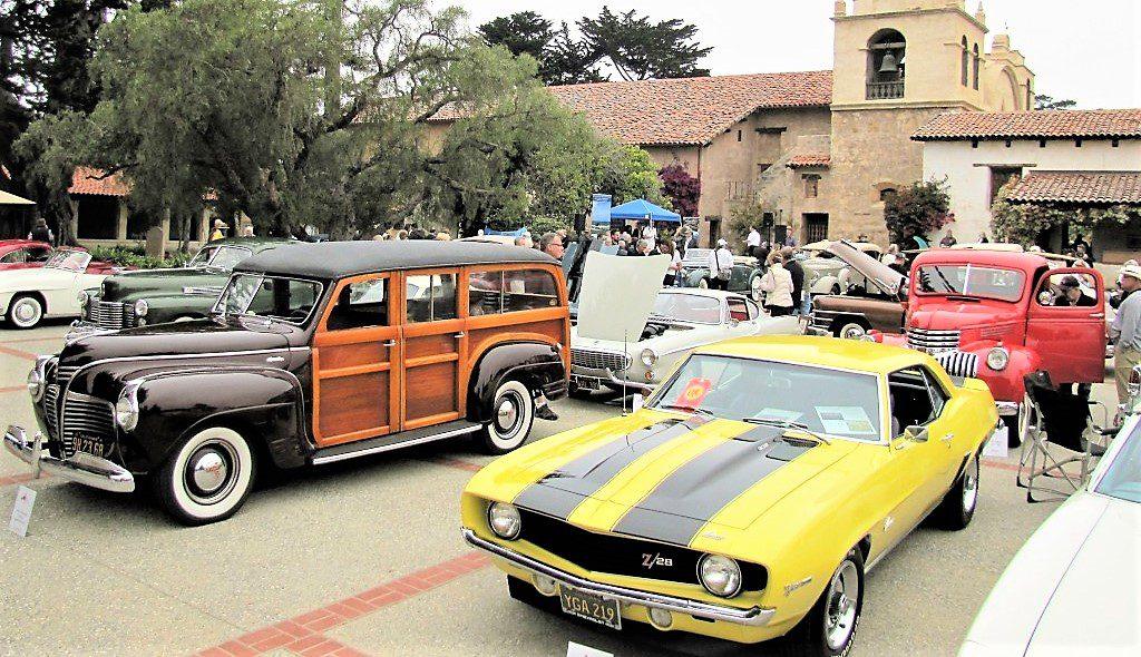 Carmel Mission Classic | Bob Golfen