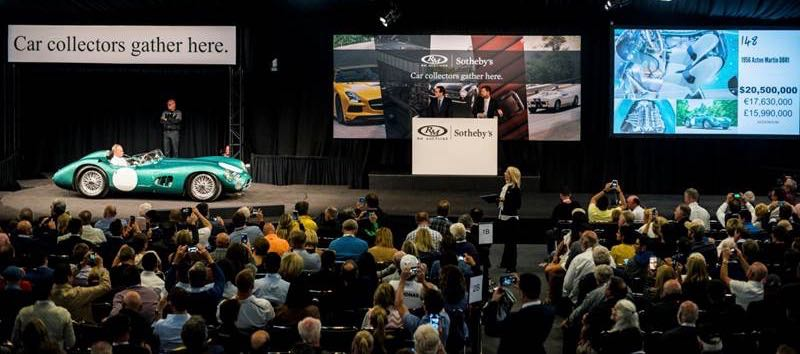 , Final figures: Auctions comment on their Monterey sales, ClassicCars.com Journal