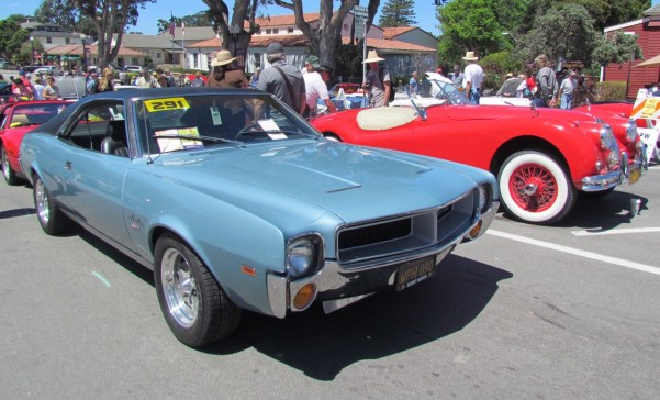 Pacific Grove Rotary Concours Auto Rally | Larry Edsall