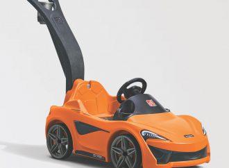 McLaren's newest 570S Spider costs only $79.99
