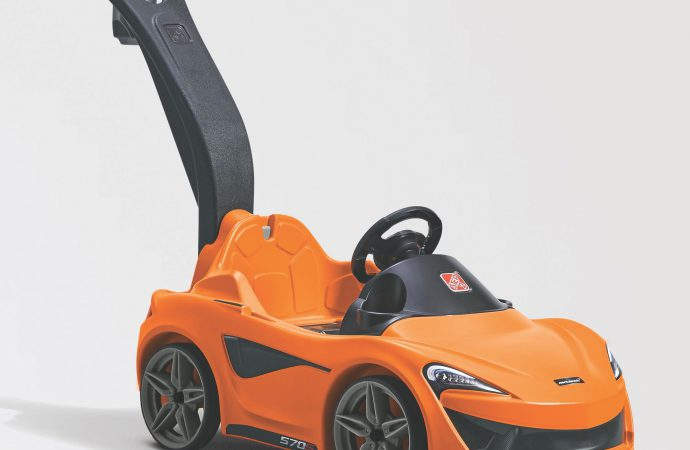 McLaren's newest 570S Spider costs only $79.99