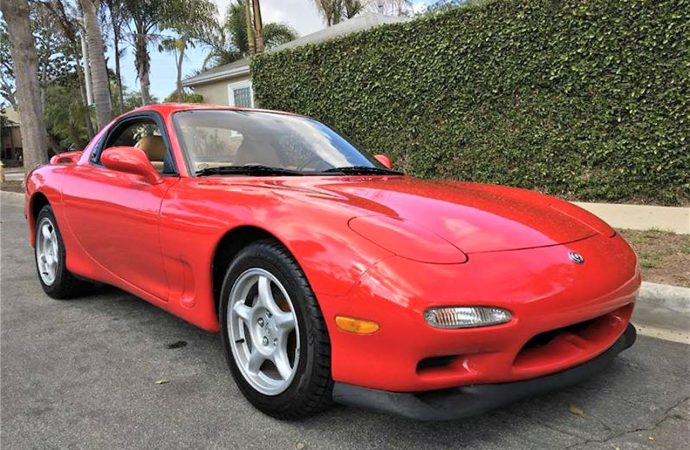 Pick of the Day: 1993 Mazda RX-7
