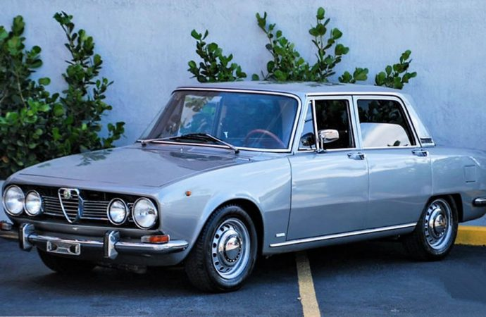 Pick of the Day: Alfa Romeo 1750 Berlina