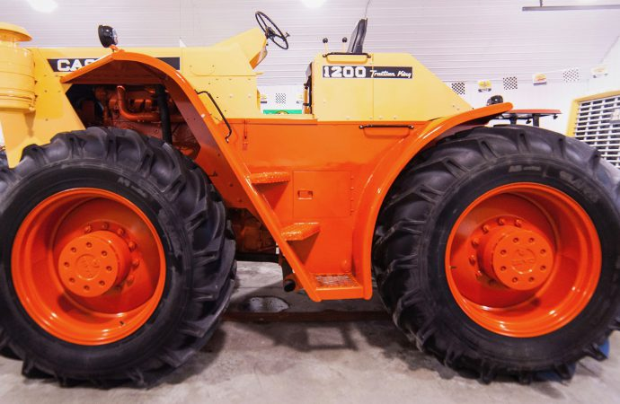 Mecum's Gone Farmin' adds Back Forty Museum auction