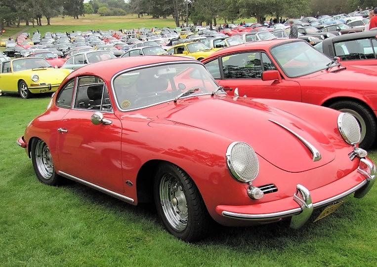 Porsche Werks Reunion | Bob Golfen