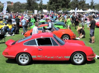 Porsche Werks Reunion brings out the best from Stuttgart