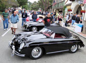 Porsches reign but Ferrari wins at Carmel Concours