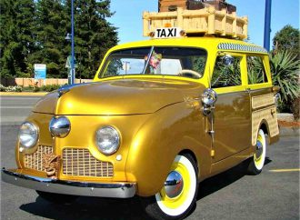 Pick of the Day: 1948 Crosley 'Tiki Taxi'