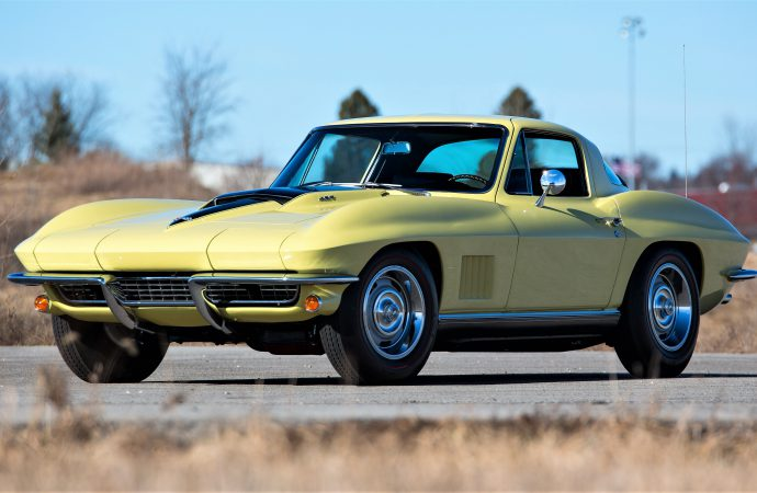 Mecum Auctions muscling into Louisville