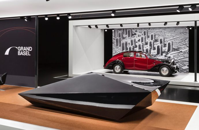 Grand Basel promises 'new perspective' on cars – past, present and future