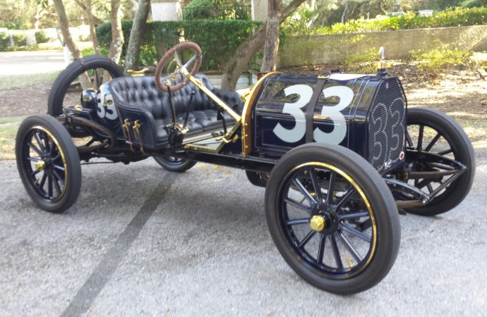 The road leads back to Savannah for historic barn-found racer