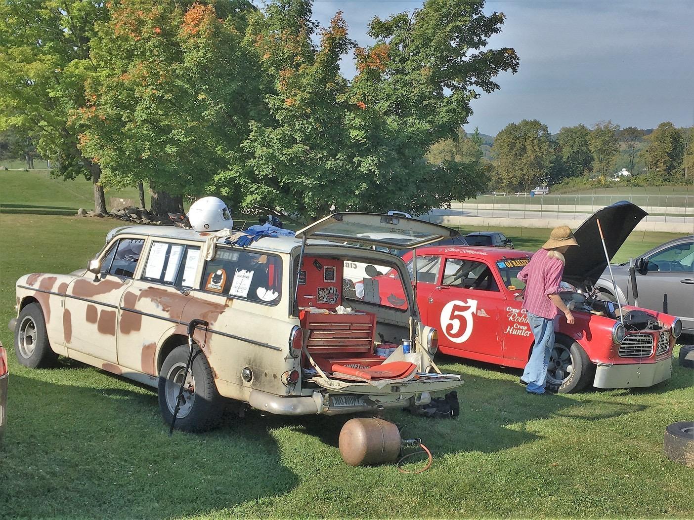 History comes racing back at Elkhart Lake Vintage Festival ...