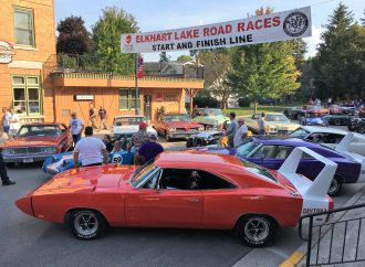 History comes racing back at Elkhart Lake Vintage Festival
