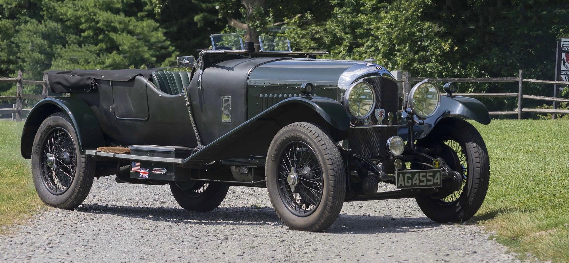 , Pre-war Bentleys join docket for Bonhams auction at Simeone museum, ClassicCars.com Journal