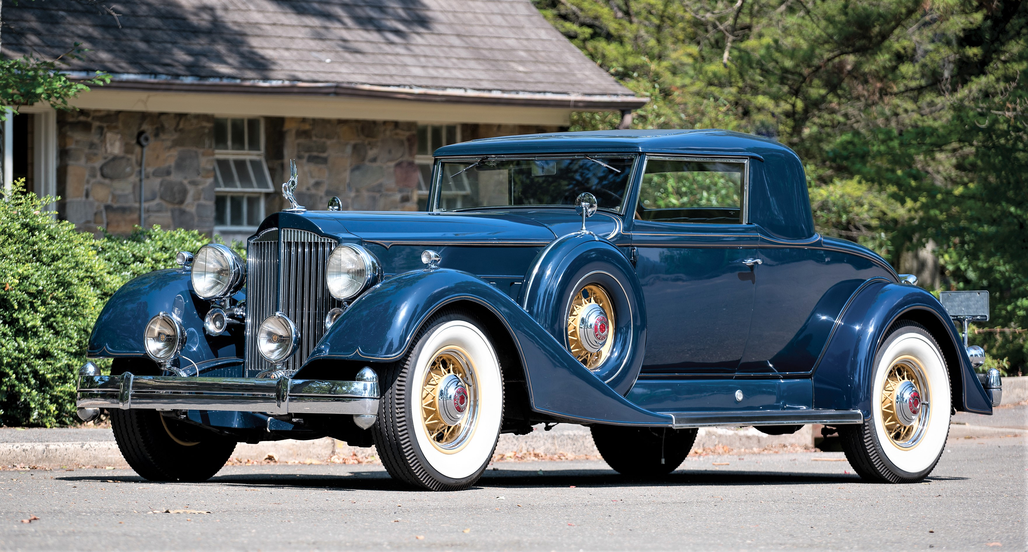 Rare american classics to be auctioned at rm sotheby s for Classic and american cars for sale