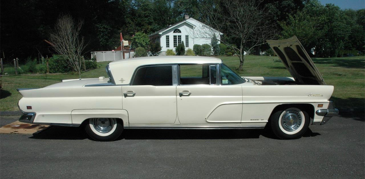 Pick of the Day: 1959 Lincoln Continental Mark IV - ClassicCars ...