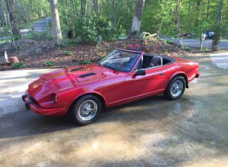 Pick of the Day: 1976 Datsun 280Z convertible