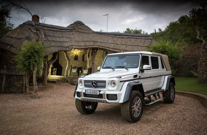 Bonhams' Zoute auction features luxurious 4×4 selling for charity
