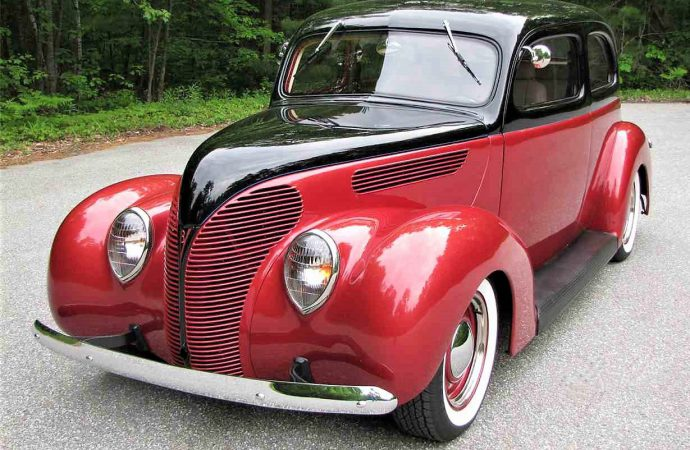 Pick of the Day: 1938 Ford street rod