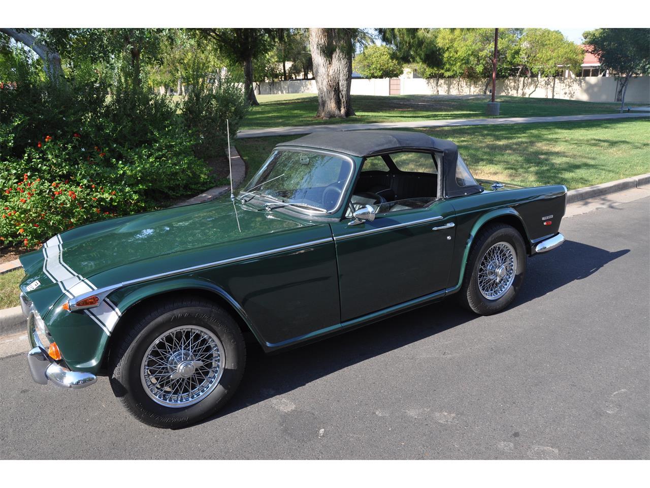 Hershey Car Show >> 8405856-1968-triumph-tr-250-std - ClassicCars.com Journal