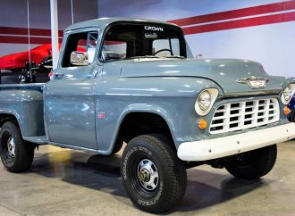 Pick of the Day: 1955 Chevrolet pickup