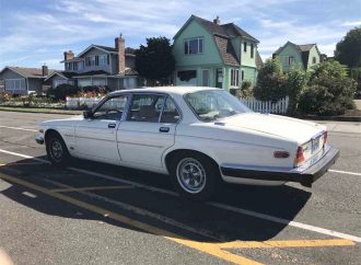 Pick of the Day: 1987 Jaguar XJ6