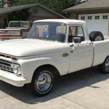 Pick of the Day: 1966 Ford F100