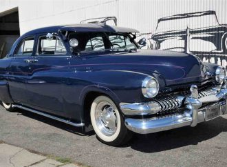 Pick of the Day: 1951 Mercury Monarch