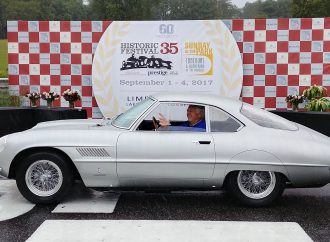 Lime Rock celebrates history — even in the rain