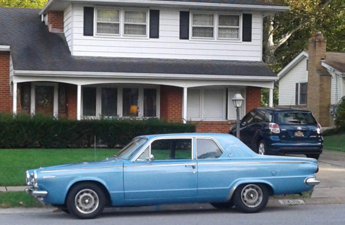 My Classic Car: Frank's 1964 Dodge Dart