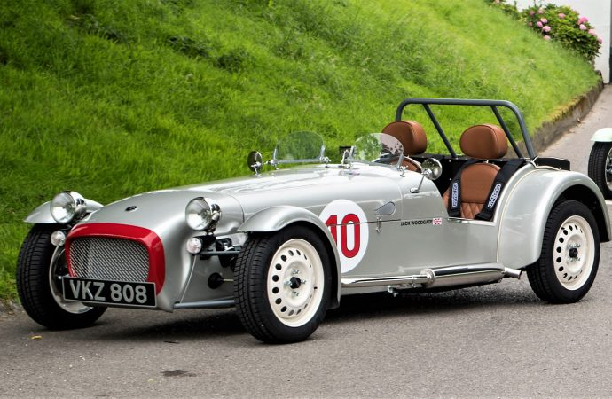 Caterham Seven SuperSprints sell out in just seven hours