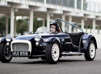 Caterham unveils 'retro-soaked' Seven SuperSport limited edition