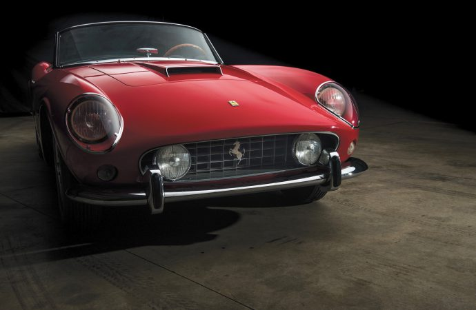 Historic Ferrari test track site for RM Sotheby's auction