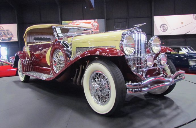 Duesenberg SJ sets Auctions America record, bringing $2.3 million at Auburn